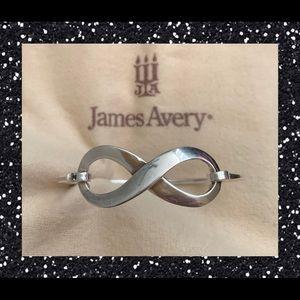 James Avery Bold Infinity Bracelet